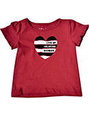 University of Oklahoma Sooners Toddler Girls' T-Shirt