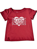 University of Oklahoma Toddler Girls' T-Shirt