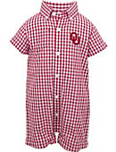 University of Oklahoma Infant Boy's Romper