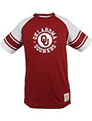 University of Oklahoma Toddler Boy's Striped T-Shirt
