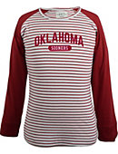 University of Oklahoma Toddler Girls' Long Sleeve T-Shirt