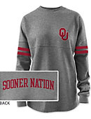 University of Oklahoma Sooners Women's Victory Springs Ra Ra Long Sleeve T-Shirt