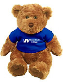 Miami Dade College Plush Animal