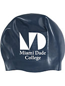 Miami Dade College Swim Cap