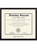 Miami Dade College 8x10 Value Price Diploma Frame