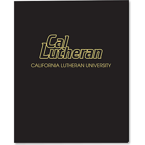 Product: California Lutheran University Folder 2 Pocket
