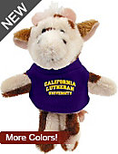 California Lutheran University Plush Magnet