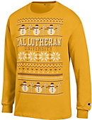 California Lutheran University Ugly Sweater Long Sleeve T-Shirt