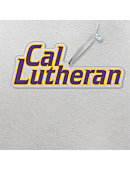 California Lutheran University 3'x4' Glass Ornament