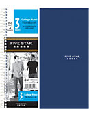 NOTEBOOK 3 SUBJECT FIVESTAR