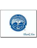 Pepperdine University Thank You Cards