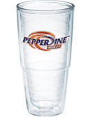 Pepperdine University 24 oz. Logo Tumbler - ONLINE ONLY