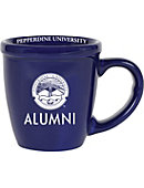 Pepperdine University Alumni Cappuccino Mug