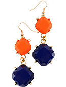Pepperdine University Lexi Statement Earrings