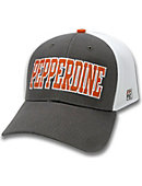 Pepperdine University Stretch Fitted Micro Mesh Cap