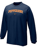 Nike Pepperdine University Long Sleeve Classic T-Shirt