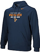 Nike Pepperdine University Waves Therma Fit Hooded Sweatshirt