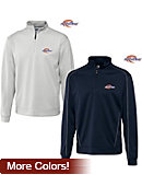 Cutter & Buck Pepperdine University DryTec Edge Half Zip - ONLINE ONLY