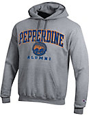Pepperdine University Alumni Hooded Sweatshirt