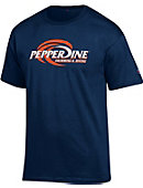 Pepperdine University Swimming and Diving T-Shirt