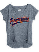 Alta Gracia Pepperdine University Women's Amelia T-Shirt