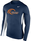 Nike Pepperdine University Vapor Long Sleeve T-Shirt