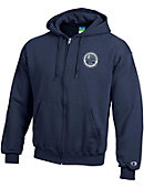 Pepperdine University Full-Zip Hooded Sweatshirt