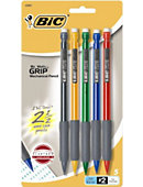 PENCIL .5MM 5PK BICMATIC GRIP