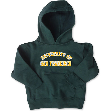Product: University of San Francisco Toddler USF Hood