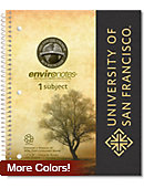 University of San Francisco Notebook 100-Sheet