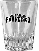 University of San Francisco Collector's Glass