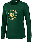 University of San Francisco Women's Crewneck Sweatshirt