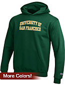 University of San Francisco Dons Youth Hooded Sweatshirt