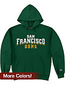 University of San Francisco Dons Hooded Sweatshirt