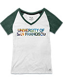 University of San Francisco Women's T-Shirt
