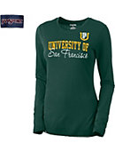 University of San Francisco Women's Long Sleve T-Shirt