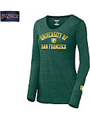 University of San Francisco Dons Long Sleeve T-Shirt