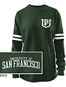 University of San Francisco Women's Victory Springs Ra Ra Long Sleeve T-Shirt