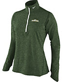 Nike University of San Francisco Women's 1/4 Zip Fleece Pullover