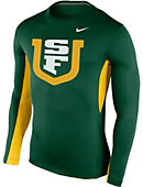 Nike University of San Francisco Vapor Long Sleeve T-Shirt