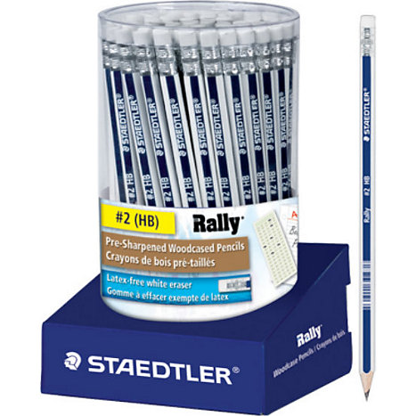 Product: Staedtler Rally #2 HB Pencil