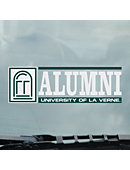 University of La Verne Alumni Decal