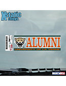University of La Verne Alumni Leopards Cling Decal