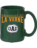 University of La Verne Dad El Grande Medallion Mug