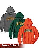 University of La Verne Hooded Sweatshirt