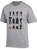 University of La Verne Leopards Star Wars T-Shirt