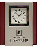 University of La Verne Desk Clock