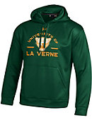 University of La Verne Leopards Fleece Hooded Sweatshirt