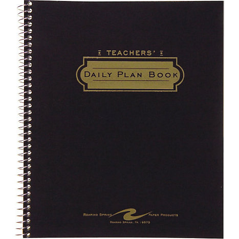 Product: PLANBOOK/TEACHER