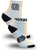 Georgetown Hoyas Flip Top Socks
